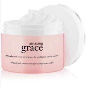 Philosophy Amazing Grace 8oz Whipped Body Cream